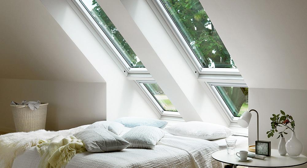 dachausbau sinnvolle raumaufteilung erste schritte ideen. Black Bedroom Furniture Sets. Home Design Ideas