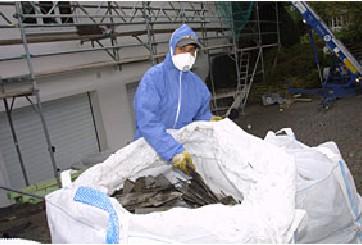 dachsanierung beim altbau warum asbest runter muss. Black Bedroom Furniture Sets. Home Design Ideas