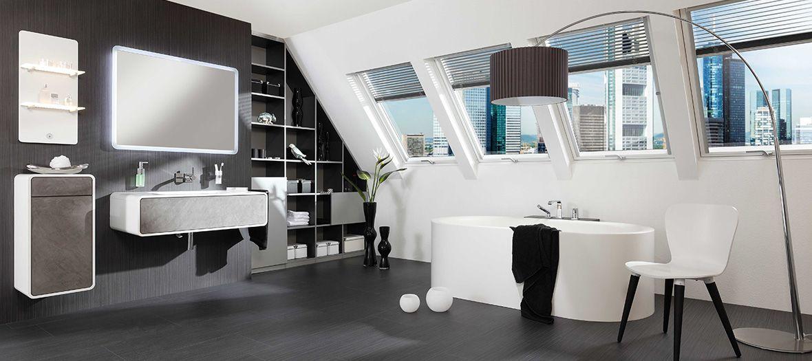 Badezimmer-Galerie