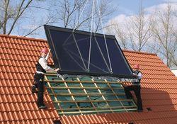 Thermokollektoren: Die Sonne schickt keine Rechnung