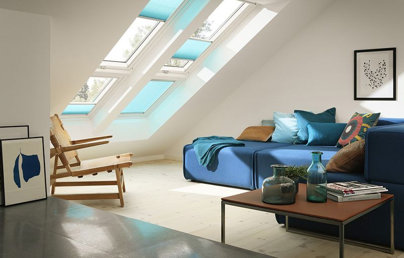 Hitzeschutz fürs Dachgeschoss