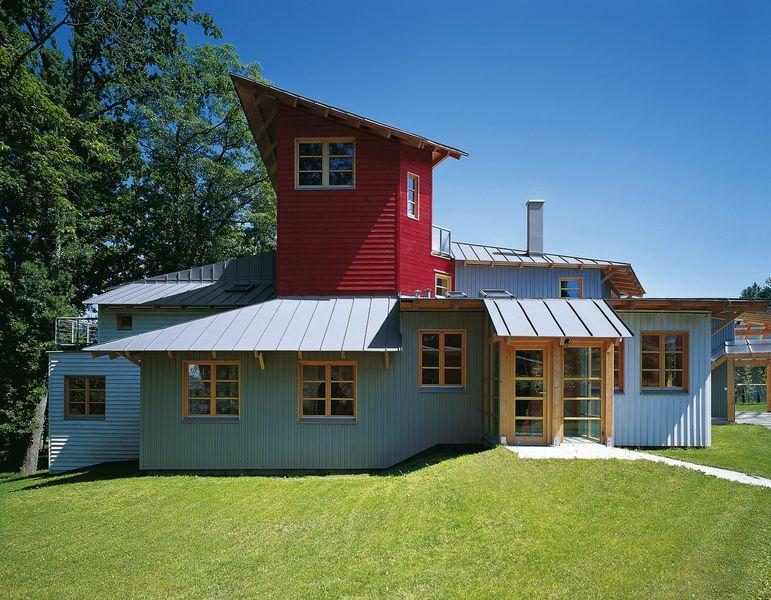 Die beliebtesten Dachbaustoffe