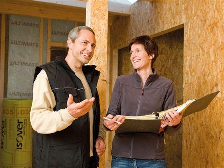 Dachdämmung hilft Energie sparen