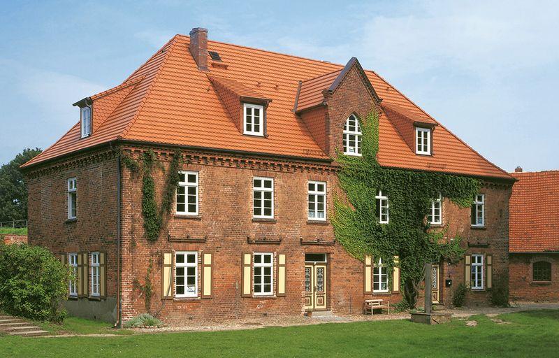 Wo bekomme ich Dachziegel für ein denkmalgeschütztes Haus?