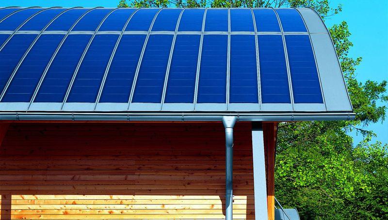 Dank intelligenter Systeme zur Entwässerung des Daches: Regen sammeln lohnt sich!