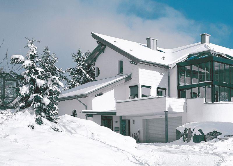 Mobile Schneefangberechnung mit der Braas iTools App