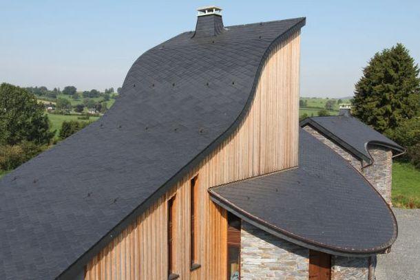 Das Dach als Designelement