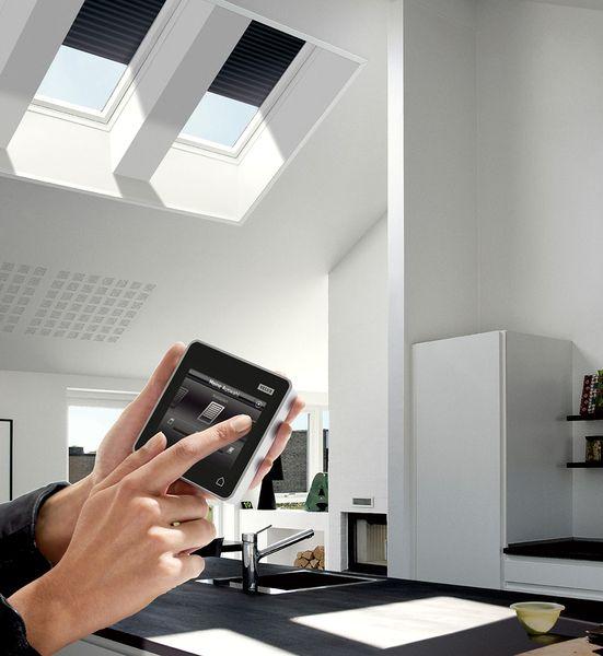 Automatisches Lüftungssystem gegen beschlagene Dachfenster