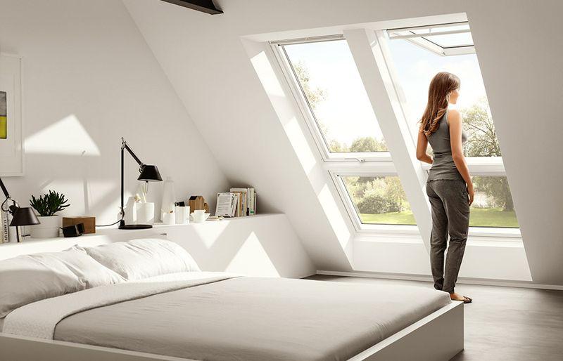 Dachfenster-Pflege