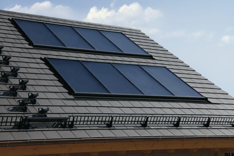 Höhere Förderung für Solarthermie