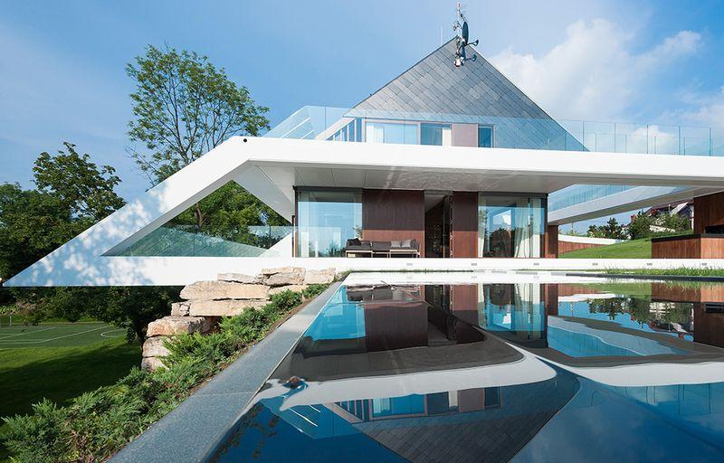 Schiefer-Architektur: Schönheit im Steinbruch