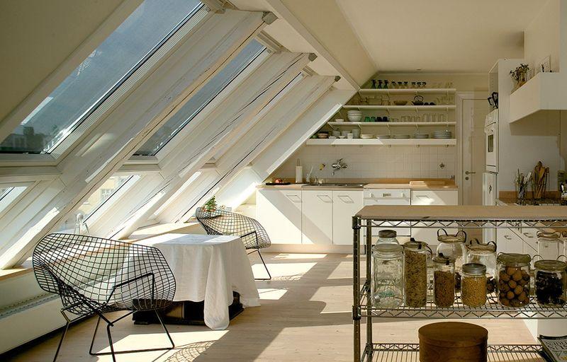 Hitzeschutz für Dachfenster