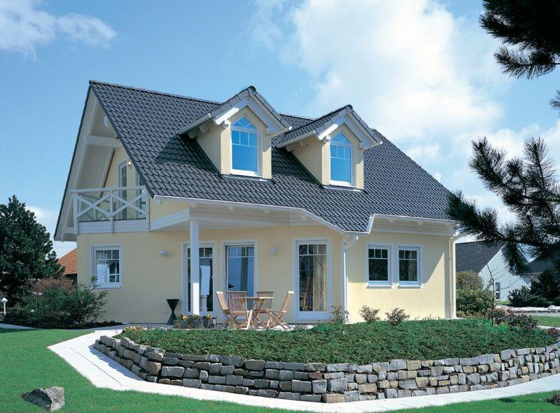 Dachsteine: Das Dach hält - die Umwelt dankt
