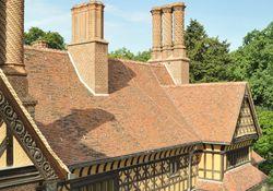 Dachziegel: Baustoff mit Traditions-Vorteil
