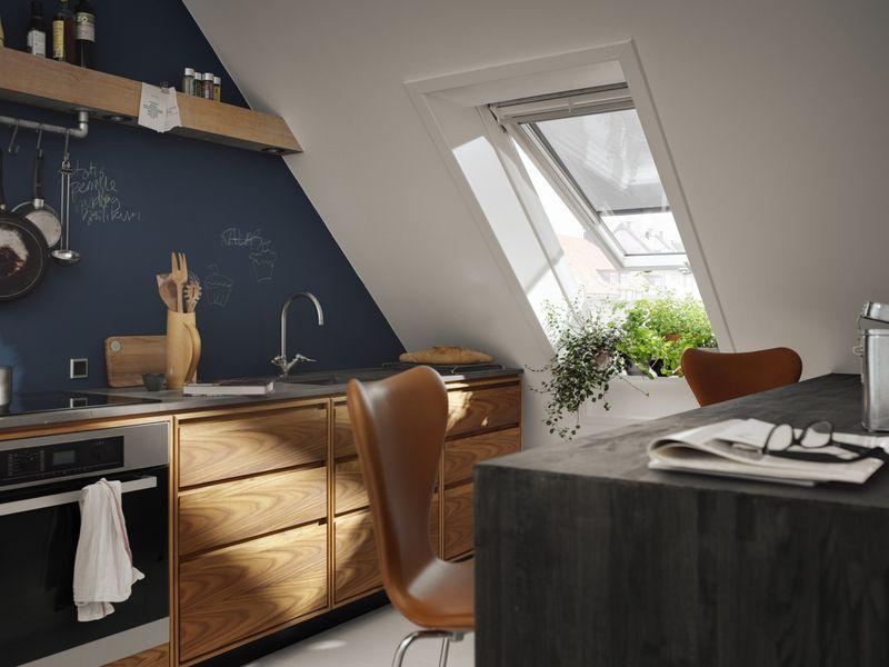 Dachausbau für mehr Wohnraum
