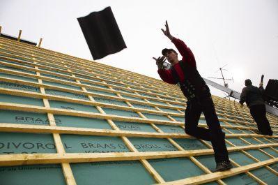 Drei Komponeten der Dachsanierung