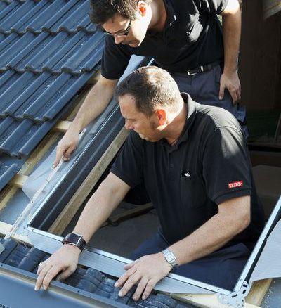 Für mehr Komfort: Dachfenstertausch