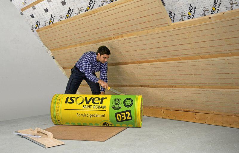 Das Dach nachhaltig dämmen