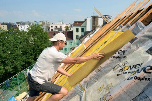 Dämmarten: Wohnkomfort innen, Baustelle draußen!