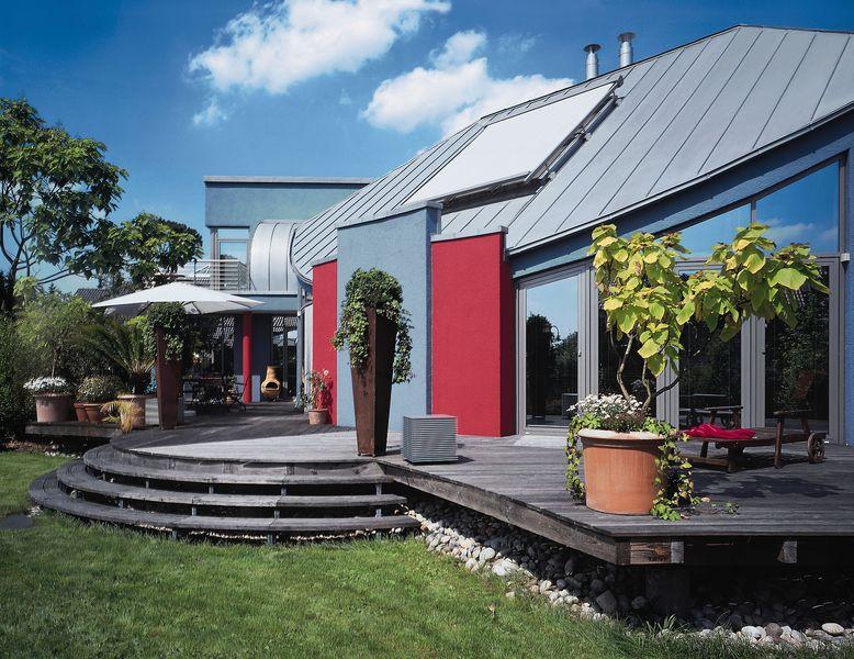 Dachkonstruktion: Dächer machen Häuser