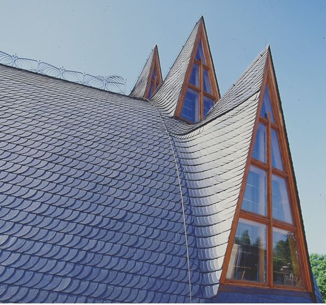 Welcher Baustoff für welches Dach?