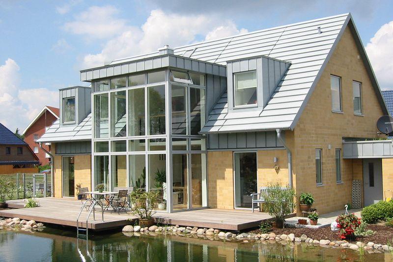 7 Top-Gründe fürs geneigte Dach