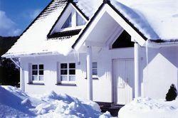 Dachkonstruktion: Überragender Witterungsschutz
