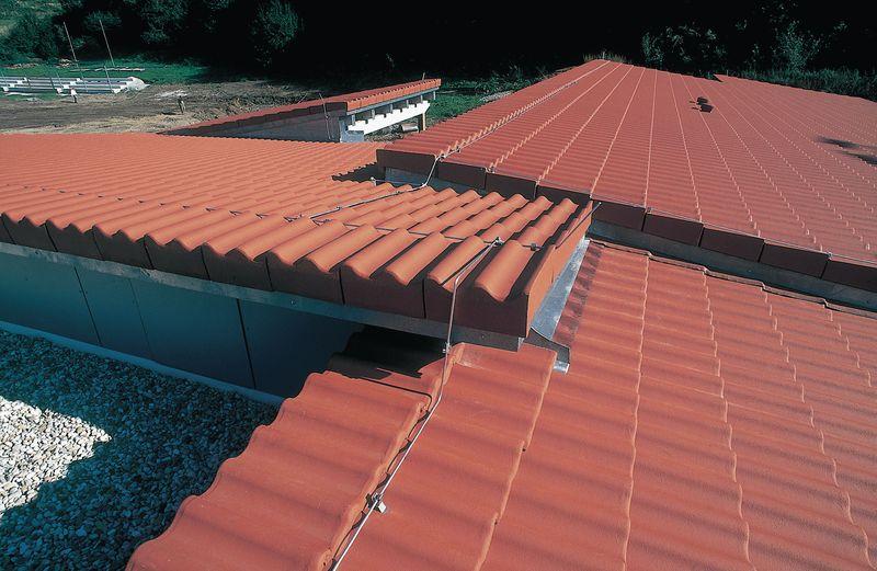 Neue Unterkonstruktion für Braas 7Grad Dach: Divoroll Premium Wu