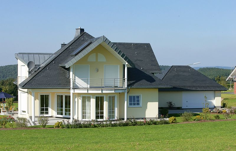 Dachkonstruktion: Vorkehrungen zum Schutz vor Feuchtigkeit