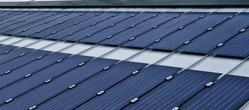Solar-Anlagen am Dach