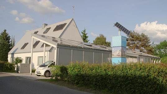 VELUX LichtAktiv Haus: Elektroauto und Nullenergiehaus im Praxistest