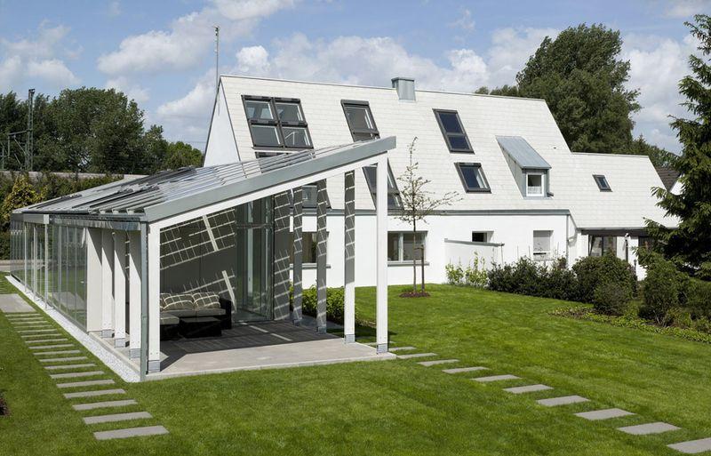 So wird das Dach vom Kostenfaktor zum Sparfaktor