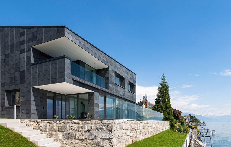 Rathscheck Schiefer schmückt architektonische Sensation