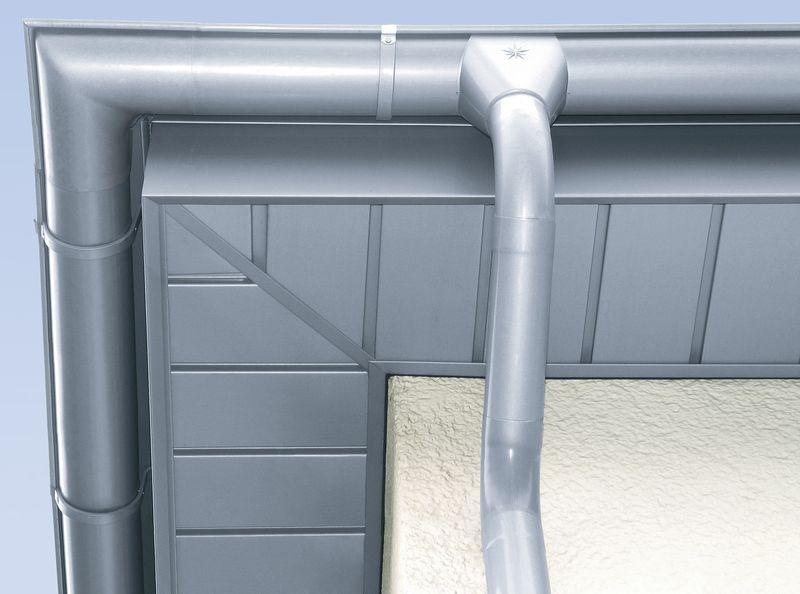Dachentwässerungs-Systeme