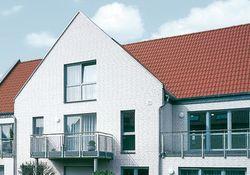 Dachsteine: Die Braas Harzer Pfanne bringt Schwung auf's Dach