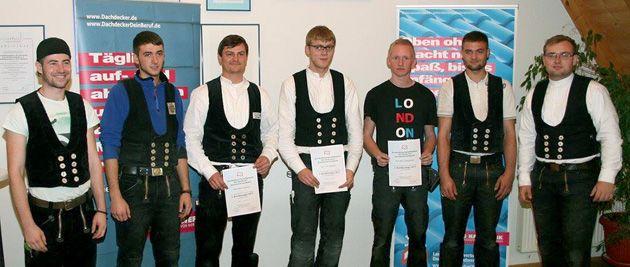 Deutsche Meisterschaft der Dachdecker