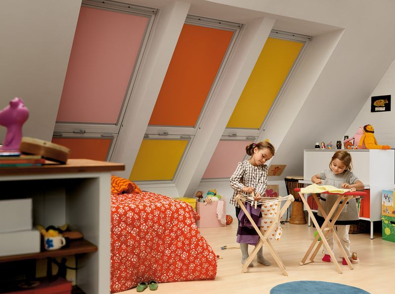 Neues Kinderzimmer durch Dachausbau