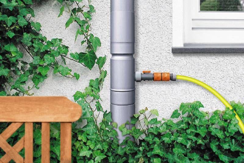 Umwelttipp: Regenwasser sammeln