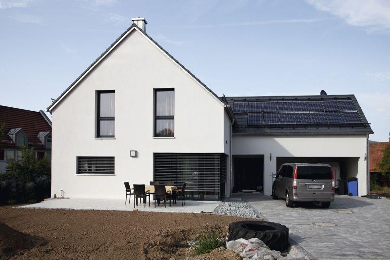 Solarthermie: Die Heizung auf dem Dach