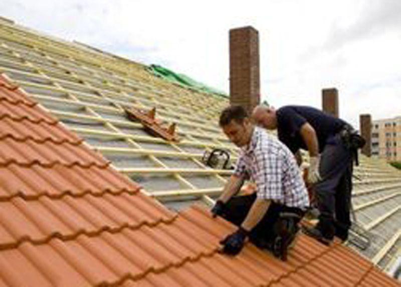 Zeit für eine Dachsanierung