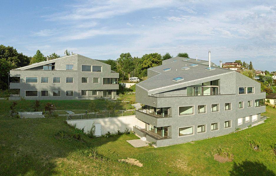 Dach-Architektur