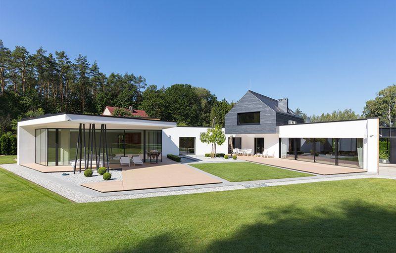 Dachformen in Deutschland