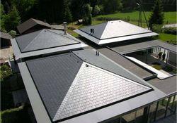 Welches Dach zu welchem Haus? Formenvielfalt auf dem Dach