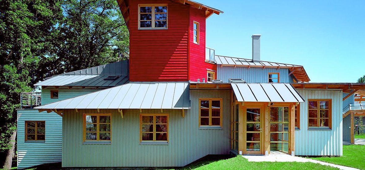 Sicheres Dach