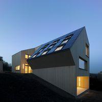 Energieproduktion auf dem Dach