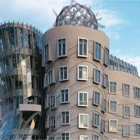 Building Nationale Nederlanden in Prag, Tschechien