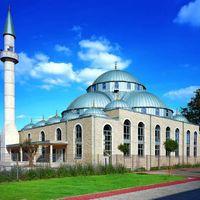 DITIB-MERKEZ-Moschee in Duisburg, Deutschland