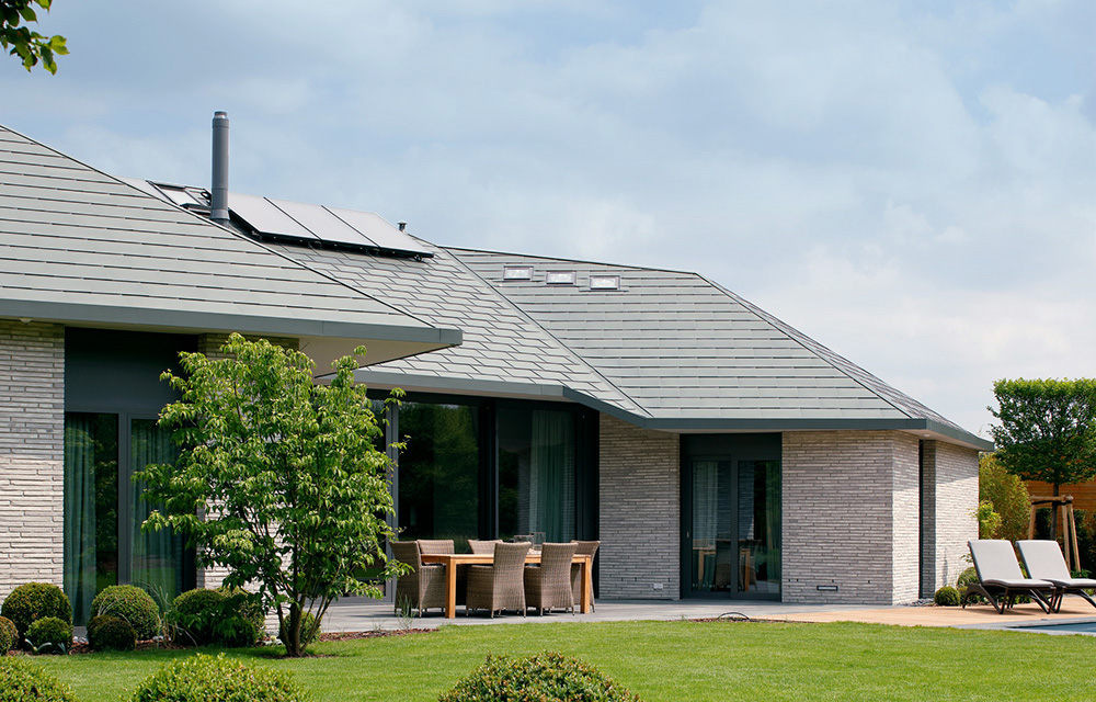 Dachentwasserung Fallrohre Und Dachrinnen Schutzen Ihr Haus Vor
