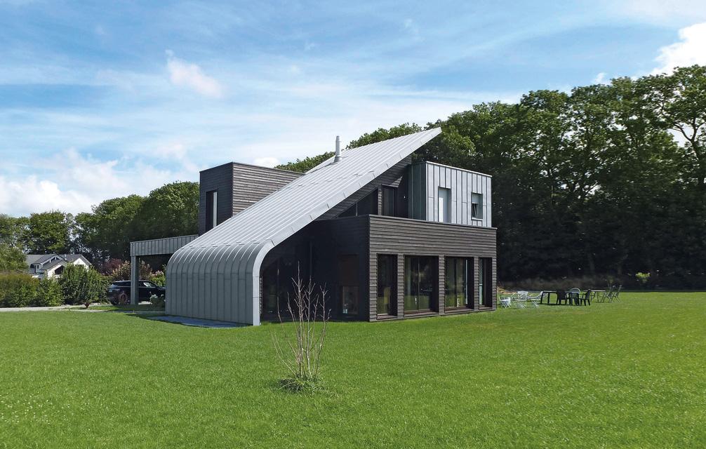 Gut gemocht Dacheindeckung mit Titanzink - Zink - Eindeckung WT47
