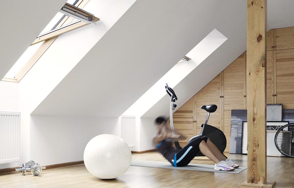 Dachdämmung schützt vor Hitzestau - Dämmarten - Dämmung